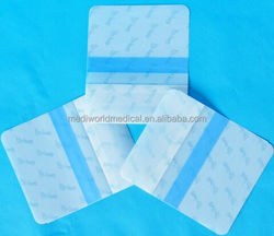 iv transparent film adhesive wound dressing /plaster
