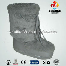 YL 4119 New fluffy fur women winter boots