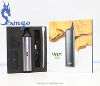 Best seller Huge vape pen 3000mah battery Temperature adjustable dry herb vaporizer pax vax mini