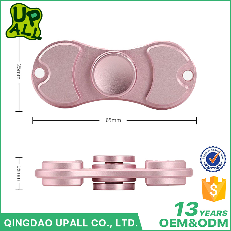 Original Copper Alloy Metal Hand Fidgit Spinners Wholesale High Quality 608 Bearing Fidget Spinner Toys With High Speed