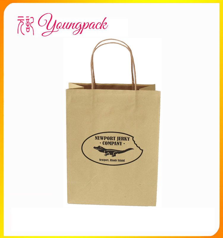 recyclable high quality cheap brown paper bags