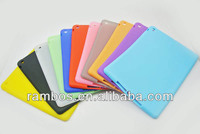 Soft Rubber Silicone Cover for iPhone 5 Rubber Case for iPhone 5 for iPad Air