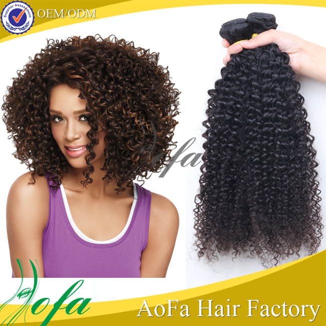 natural short curly brazilian hair extensions