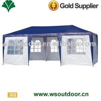 3x9m PE party tent garden gazebo