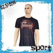 Cheap wholesale customized dri fit sports sweat absorbing t shirt
