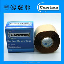 China supplier High quality waterproof butyl rubber adhesive underground pipe wrap tape