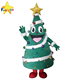 Funtoys CE Green Tree Fairy Elves Mascot Costume
