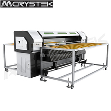 CT-R180 uv flat bed printer with EPS dx5 or dx7 printheads