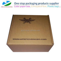 corrugated gift packing carton box with printing