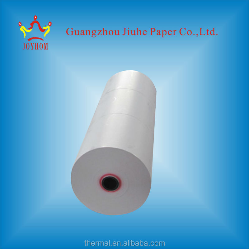 Guangzhou new products Fax paper, Drawing paper office printing cash register paper in roll