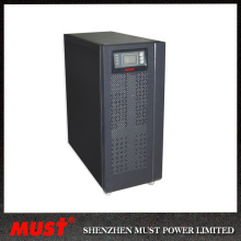 AC DC uninterruptible power supply with IGBT 1KVA~10KVA