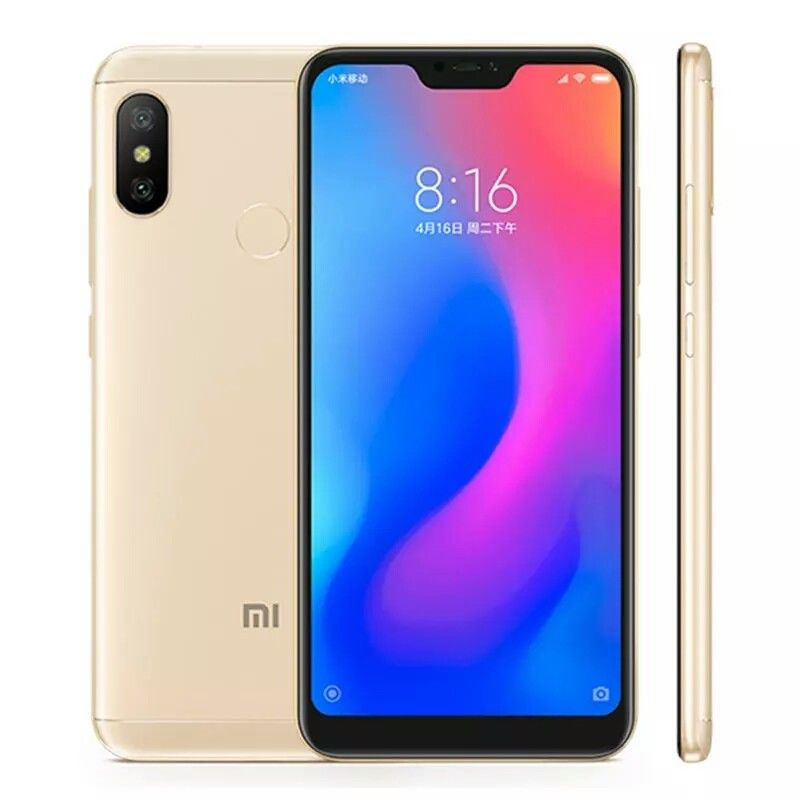 Xiaomi Redmi 6 Mobile <strong>Phone</strong> 3GB 32GB Snapdragon 625 Octa Core Full Screen