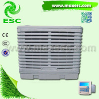 380v wet wall evaporative cooling systems and pads wet-film evaporative ventilation air conditioner