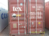 second hand container /empty container / SOC container for sale