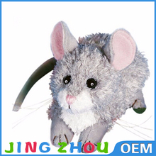 Stuffed animal mouse/soft toy mouse/grey mouse plush toys