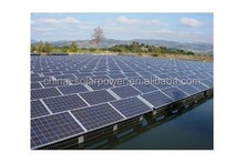 made in China High Efficiency high power china land solar panel