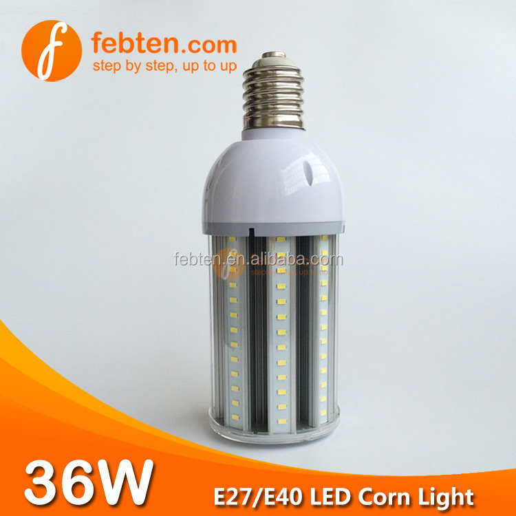 360 Degree Led Street Bulb E27 E40 Smd 2835 Corn Led Lights 36W Wholesale Price