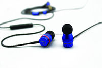 Dual driver sport earphone/headphones earphone