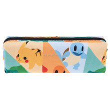 custom printed wholesale pencil case roll up brand pencil case