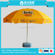 High Quality Outdoor Windproof Beach Umbrella with UV Proof