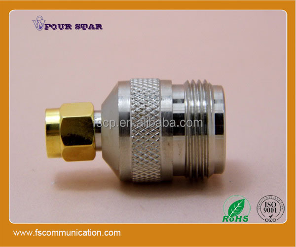 sma male to n female connector rf adapter