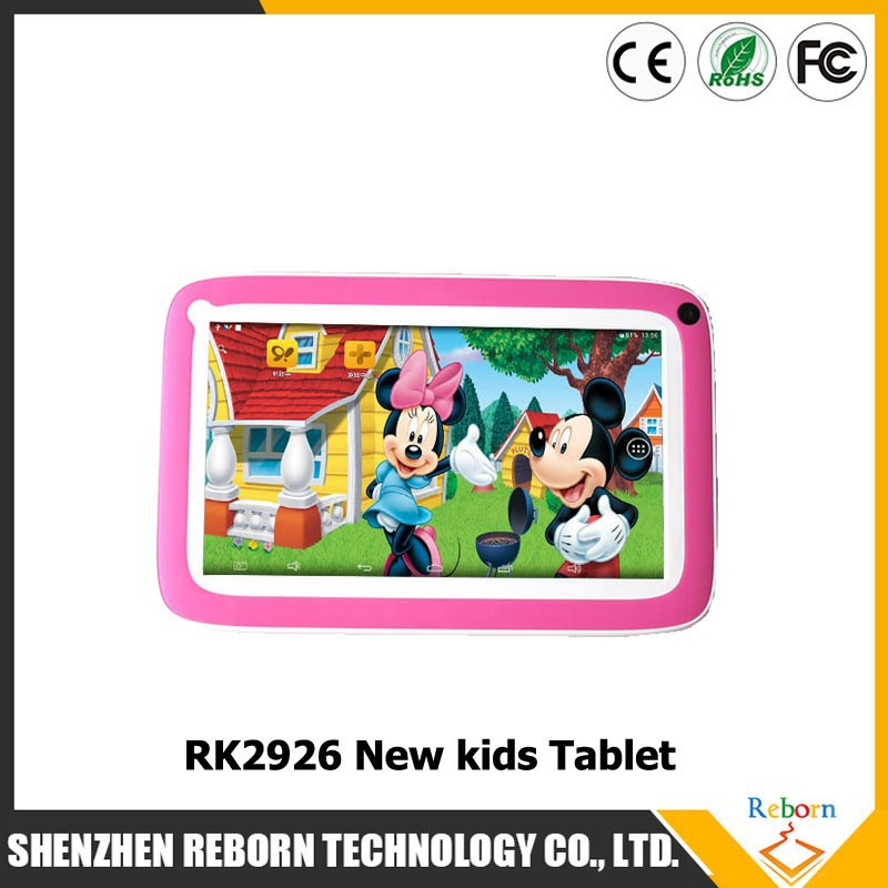 7 Inch RK2926 Cheap Tablets Android Kids Tablet