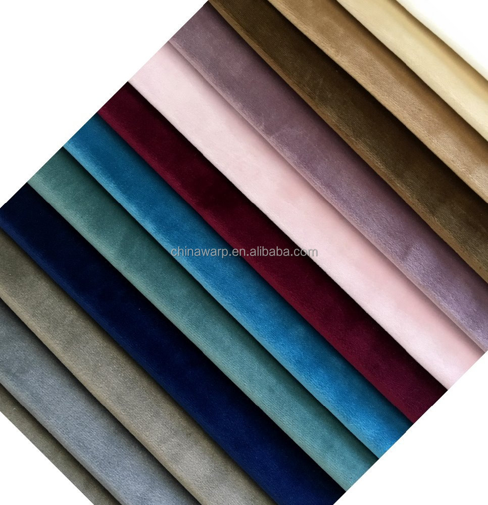 2016 nouvellement con u velours d 39 ameublement tissu fran ais velours pour - Tissu d ameublement pour canape ...