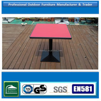 Center Support Table Base