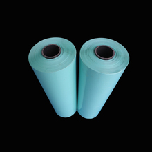 Green silage stretch film for agriculture hay baler wrap