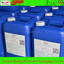 Environmental functional chemical green derusting and anti rust liquid