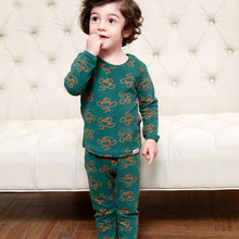 high quality 100% cotton kids clothing Suits majamas sets baby clothes children clothing distributors