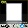 Newest factory direct 600 x 600 wall ceiling led recessed panel light with installation hooks