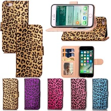 For iPhone 5s 6 6s 7 Case Cover PU Leather Saddle Flip Wallet Case for iPhone SE 5 5s 5c Phone Coque Fundas Custodia