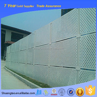 Professional factory made perforated aluminum sheet/ panels