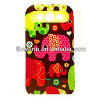 FL2559 2013 Guangzhou hot selling elephant mobile phone case for samsung galaxy s3 i9300