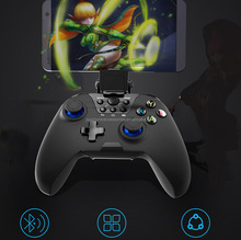 [somostel] Android Phone Multimedia Bluetooth 3D Vision Joypad wireless ps4 joystick game controller