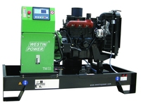 AC/DC low noise low price high performance 30kva diesel generator