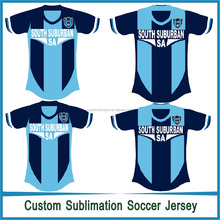 custom sublimated replica soccer jersey