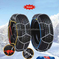 snow chains for snow throwers, snow blowers, garden tractors