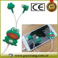 Promotion 2015 new product cartoon earphone for children
