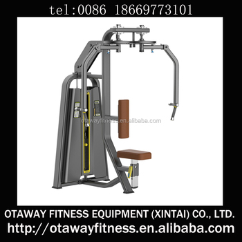 New Style OTAWAY Fitness Machine, Pearl Delt/Pec Fly Equipment, Hot Sale Fitness Equipment