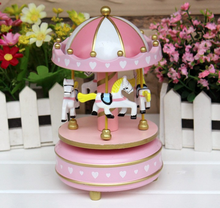 Custom Carousel Music Box for Amusement Park of Souvenir & Gifts