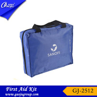 Welcome OEM ODM fashion colorful car road emergency kit