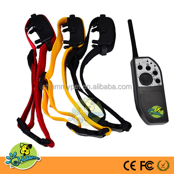 E-533 1000m Long Range Remote Control 2015 Hot Selling Remote Control Dog Training No bark collar For 3dogs