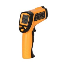 2017 Hot Sell Digital infrared 550 degree thermometer portable digital AS0601 infrared thermometer