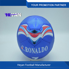 Pakistan soccer ball manufacture foam leather sport pvc football