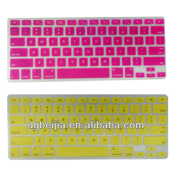 colorful keyboard cover for ipad in stock