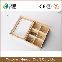 Custom engraved logo and color wooden essential oil giftbox packaging boxes