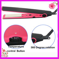 professional hair straightener with aluminum floating plates