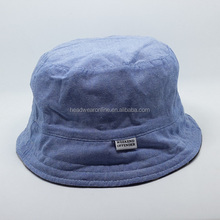 high quality custom blank bucket hat dongguan cap factory